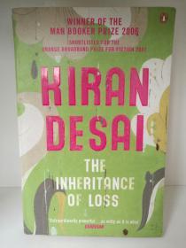 基兰·德赛 The Inheritance of Loss by Kiran Desai  (Penguin 2007年版) (印度文学) 英文原版书