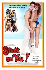 KL 美国 上你! Stuck on You! (1982) DVD 不小心粘住你 迈克尔·赫兹 Michael Herz 洛伊德·考夫曼 Lloyd Kaufman