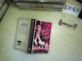 The Adventures of Sherlock Holmes 福尔摩斯冒险史