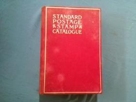 STANDARD POSTACE STAMP CATALOGUE【1937斯科特标准邮票目录】