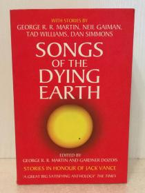 垂死的地球之歌 Songs of the Dying Earth (自然地理) 英文原版书