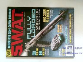 S.W.A.T. 2018年6月  特警 外文杂志 军事杂志 英语枪杂志