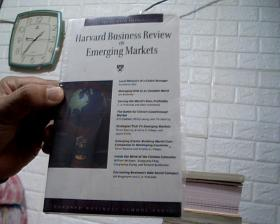 Harvard Business Review on Emerging Markets  哈佛商业评论 新兴市场【国产英文版】