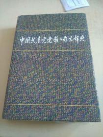 中国共产党党务工作大辞典(精装16开)