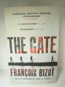The Gate by Francois Bizot (亚洲研究/东南亚)英文原版书