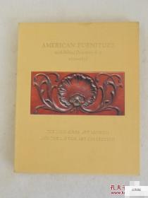 密尔沃基艺术博物馆《美式家具装饰艺术1660年至1830年》1991年出版