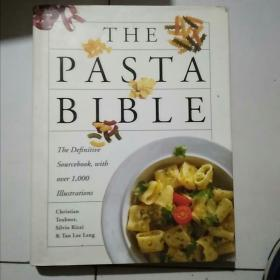 THE PASTABIBLE
