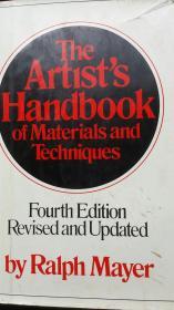 The Artists Handbook of Materials and Techniques: Fourth Edition【艺术家的材料和技术手册:第4版,修订和更新】精装