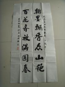 郑继新:书法:翰墨飘香(带简介)(江苏淮安名家)