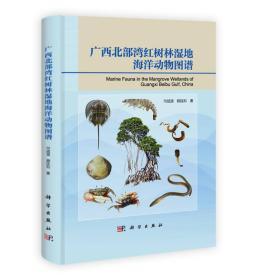 广西北部湾红树林湿地海洋动物图谱