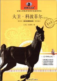 新黑马阅读:大卫·科波菲尔(全本)