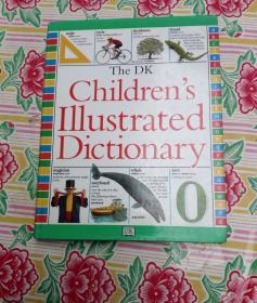 Childrens Illustrated Dictionary 儿童画报词典【品如图避免争论】