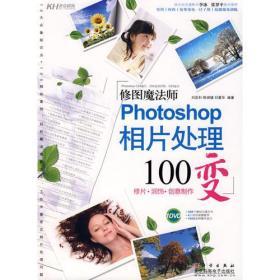 修图魔法师:Photoshop相片处理100变