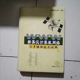 新英汉计算机网络与多媒体技术词典