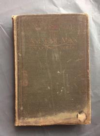 绝版 1926年 《ON THE TRAIL OF ANCIENT MAN》 记录美国自然历史博物馆中亚考察团在蒙古高原的古生物考古发掘  (英文原版)  16开 精装 毛边本 大量的图版,文物 资料