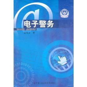 电子警务 孟宪 文 人民大学