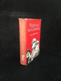 1969年 Stalin and his generals : Soviet military memoirs of World War II by Bialer, Seweryn 精装