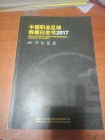 中国职业足球数据白皮书 2017