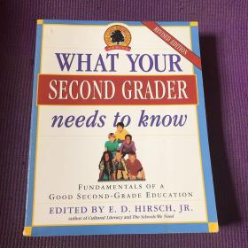 What Your Second Grader Needs to Know  Fundament