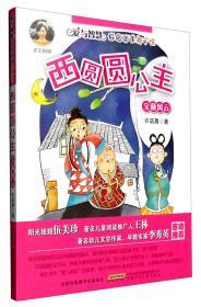 爱与智慧校园阅读新小说:西圆圆公主宝藏风云
