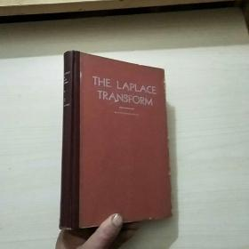 THE LAPLACE TRANSFORM 拉普拉斯变换(英文版 精装)