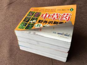 中草药野外识别手册(全4册)