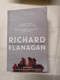 RICHARD  FLANAGAN  【THE NARROW ROAD TO THE DEEP NORTH】