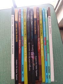 WORLDBOOK外文版精装共12本合售