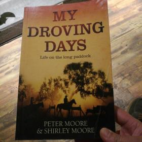 英文原版小说my droving days