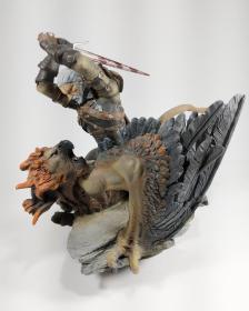 巫师 3 模型 狂猎 收藏版 原版雕像 The Witcher 3 Wild Hunt