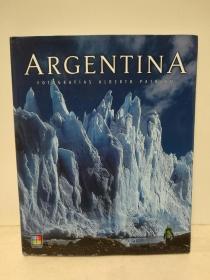 阿根廷 大型画册 Argentina (拉美)英文原版书