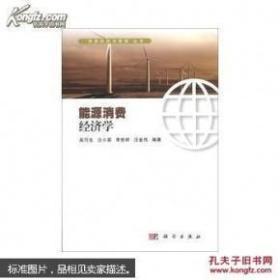 """【正版】""""资源经济与管理""""丛书:能源消费经济学"""