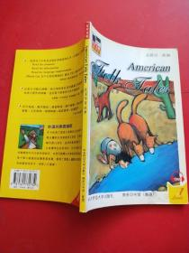 美国传奇故事 有声名著阶梯阅读 无光盘