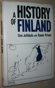 ★英文原版书 A history of Finland 芬兰历史