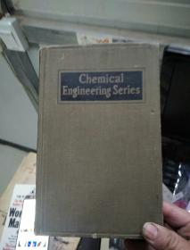 外文书 Chemical Engineering Series