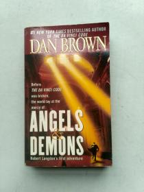 DAN BROWN ANGELS DEMONS