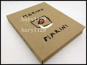 马里诺·马里尼画集 限定部500之265   MARINO MARINI 现货包快递