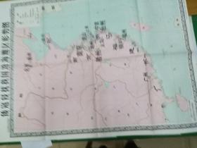 倭寇侵扰我国沿海地区形势图(初中《中国历史》第二册第二辑