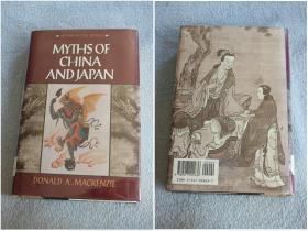 英文原版Myths of China and Japan中国日本神话