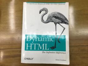 Dynamic HTML权威指南(英文原版)
