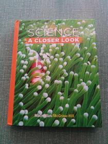 英文精装原版 Science: A Closer Look, Grade 3科学:仔细看看