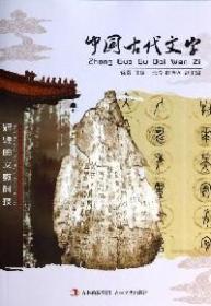 【正版现货促销】辉煌的文教科技中国古代文字