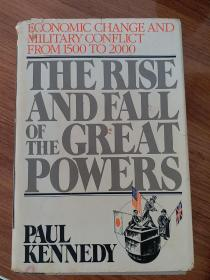 THE RISE AND FALL OF THE GREAT POWERS(大国的兴衰)