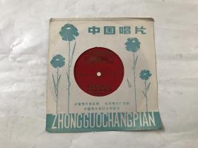 小薄膜唱片:侗歌向着北京唱、苗岭连北京