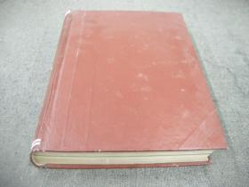 国家级馆藏书;1983-85年精装合订本《国际摄影》