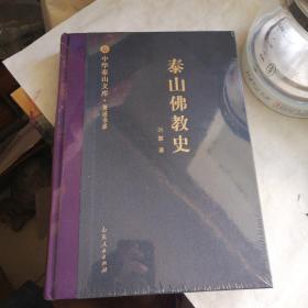 中华泰山文库著述书系_泰山佛教史