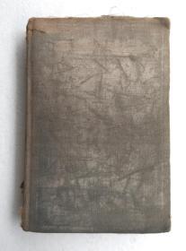 PHILOSOPHY OF ARTHUR SCHOPENHAUER 叔本华的哲学 精装毛边本 蒋相泽教授藏书 有钤印和英文签名