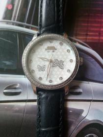 保真北京牌手表女表