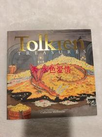 预售托尔金宝库The Bodleian Library tolkien treasures paperback
