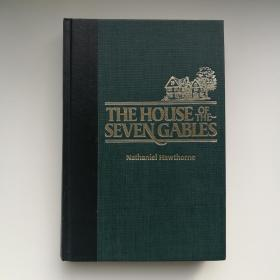 英文原版 The House of the Seven Gables 七个尖角阁的房子